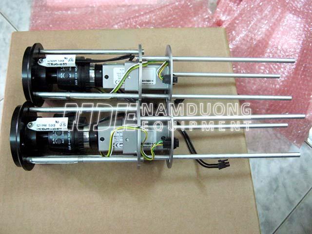 Hoàn thành gói cung cấp Camera lò và ghi cùng các thiết bị phụ trợ