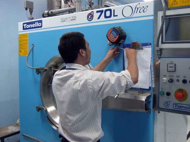 Hoàn thiện hệ thống giám sát nồng độ khí Ozone